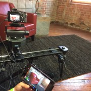 Motion Controlled Slider